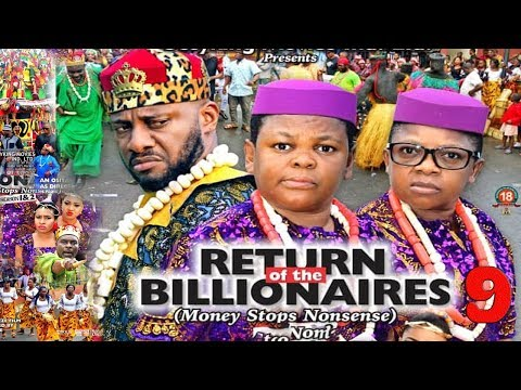 RETURN OF THE BILLIONAIRES SEASON  9 - YUL EDOCHIE|AKI & PAWPAW|2020 LATEST NIGERIAN NOLLYWOOD MOVIE
