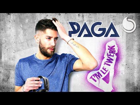 Paga - T'M Le Twerk (Official Audio) (видео)