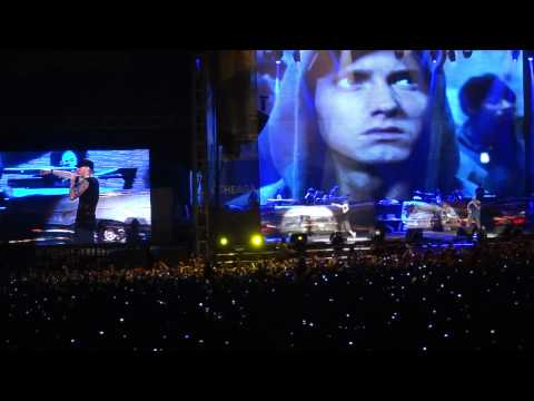 Eminem Lose Yourself Live Montreal Osheaga 2011