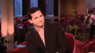 Ellen's Revenge on Steve Carell!