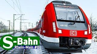 6. TS 2018: S-BAHN Rhein-Main #8 - Störung an der BR 430!   Train Simulator 2018