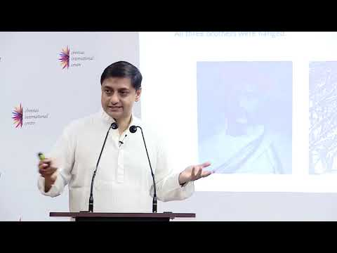 CIC | The Revolutionaries | Sanjeev Sanyal | K Vaidiyanathan | Sep 27th 2019