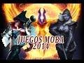 Top 5 Los Mejores Juegos Online Moba Gratis En Espa ol