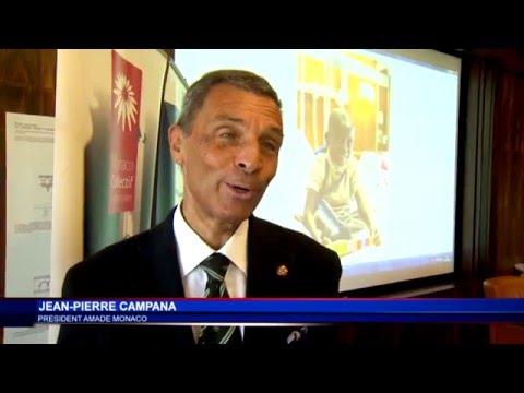 L'AMADE Monaco célèbre son 50ème anniversaire en dansant
