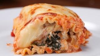 Make-Ahead Lasagna Roll-Ups by Tasty