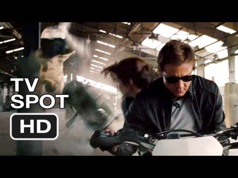The Bourne Legacy TV SPOT #5 (2012) Jeremy Renner Movie HD
