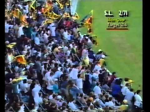 Sanath Jayasuriya 3/38 vs WI, World Cup, 2007