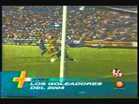 Algunos goles de Andrés Silvera