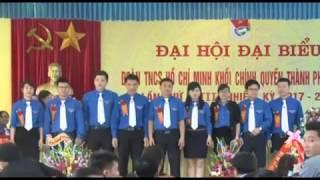 Đại hội Đoàn TNCS Hồ Chí Minh Khối Chính quyền: xung kích, tình nguyện, đoàn kết, sáng tạo