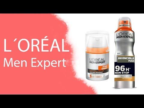 L'Oréal Paris Men Expert Unboxing, Test & Gewinnspiel : JeTEST #12