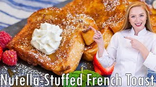 Nutella French Toast by Tatyana's Everyday Food