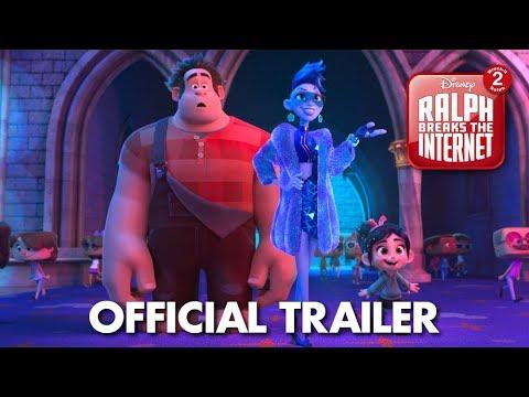 Ralph Breaks the Internet: Wreck-It Ralph 2 Official Trailer