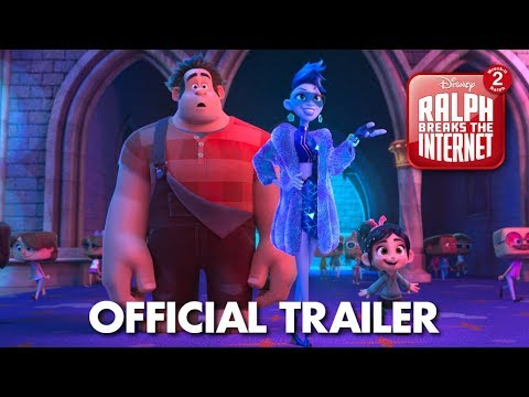 The First Full Trailer for Disney s Ralph Breaks the