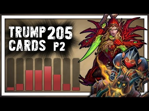 Hearthstone: Trump Cards – 205 – Part 2: Trump Gets Free Haircuts (Rogue Arena)