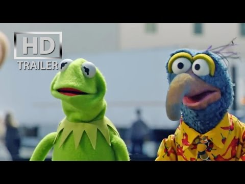 The Muppets | official trailer (2015) Kermit Miss Piggy