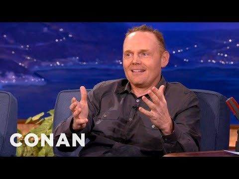 Conan - Bill Burr - Paula Deen Is A 100 Million Whale
