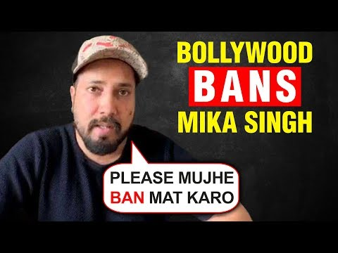 Mika Singh APOLOGISES After Being Banned From The