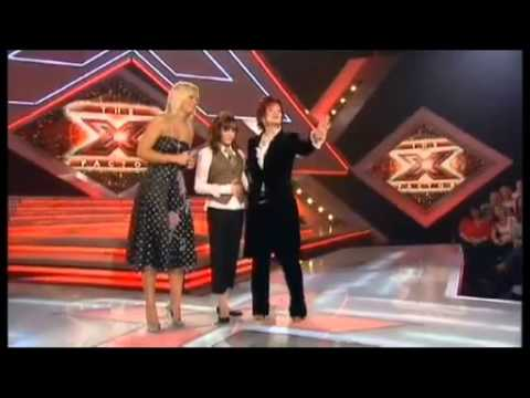 The X Factor 2004  Series 1 Live Show 1
