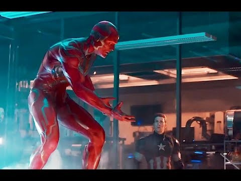 Creating Vision Vision Birth Scene   Avengers Age of Ultron 2015 Movie CLIP HD 2019