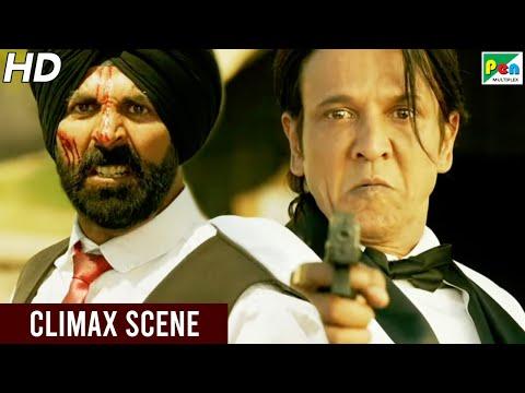 Akshay Kumar - kay kay Menon Fight Scene | Singh Is Bliing - Climax Scene | Amy Jackson, Lara Dutta