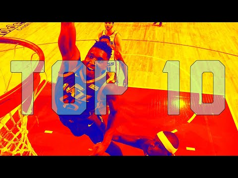 Top 10 Plays - The Starters (видео)