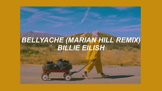 Video BELLYACHE (MARIAN HILL REMIX) // BILLIE EILISH (LYRICS) MP3, 3GP, MP4, WEBM, AVI, FLV Januari 2018