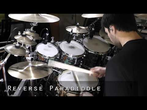 Drum Lesson 1 - Playing And Displacing The Paradiddle As Groove (david Floegel)