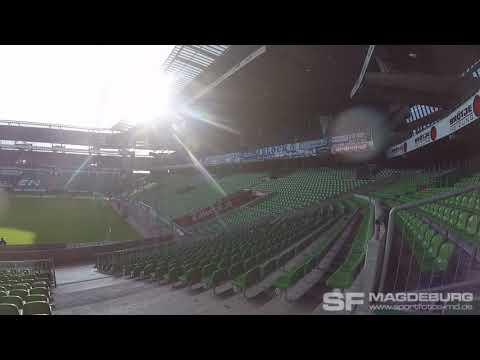 Video: Supporthighlights SV Werder Bremen II - 1. FC Magdeburg (HD Feb. 2018)