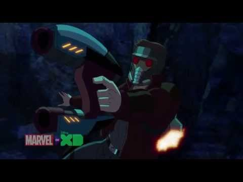 Marvel's Guardians of the Galaxy Season 1, Ep. 1 - Clip 1