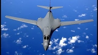 Trump sends a very deadly message to North Korea in Military exercise. The Rockwell B-1 Lancer[N 1] is a supersonic ...