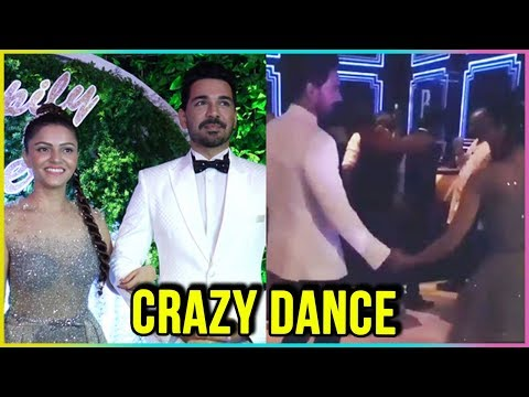 Rubina Dilaik CRAZY DANCE With Abhinav Shukla At T