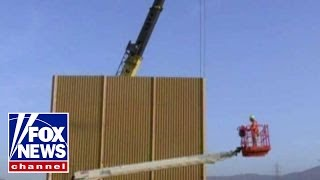 Video US Special Forces unable to scale border wall prototypes MP3, 3GP, MP4, WEBM, AVI, FLV April 2018