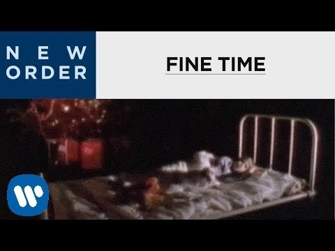 New Order - Fine Time