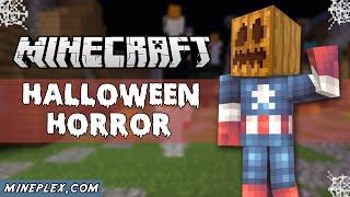 Minecraft Minigame - HALLOWEEN HORROR! - SPECIAL EVENT! (Mineplex.com)