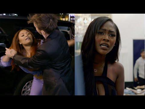 Teairra vs. Amber & Cisco | Love & Hip Hop: Hollywood Season 4