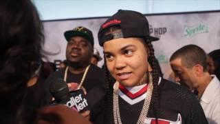Baller Alert: Young M.A. Explains Headphone