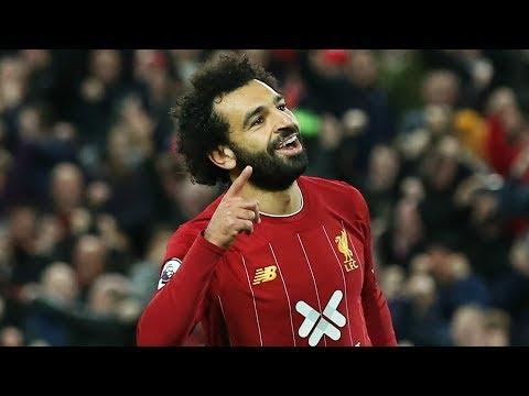 محمد صلاح يواصل تحقيق الأرقام القياسية مع ليفربول