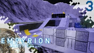EMPYRION: GALACTIC SURVIVAL - EP03 - Abandoned Mine!