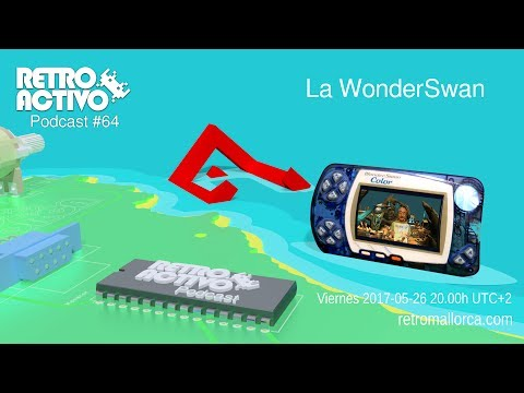 RetroActivo #64 La WonderSwan