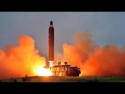 Ανεβαίνουν οι τόνοι στην κορεατική χερσόνησο – τρεις πυραύλους εκτόξευσε η Πιονγιάνγκ