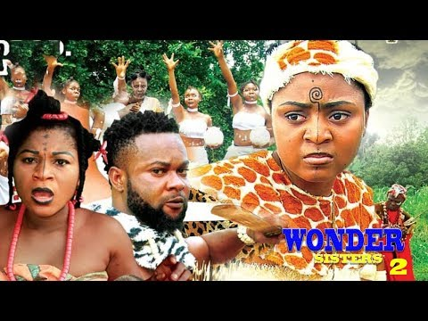 New Movie, Wonder Sisters Season 2 - Regina daniels|2019 movie|Latest Nigerian Nollywood movie