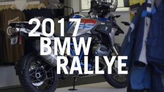 3. NEW 2017 BMW RALLYE R1200GS TEST RIDE & IN-DEPTH REVIEW