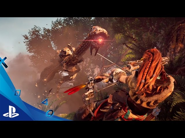 Horizon Zero Dawn - Tráiler de Lanzamiento PS4