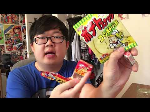 Unboxing Japanese Candy (TokyoTreat October 2017)