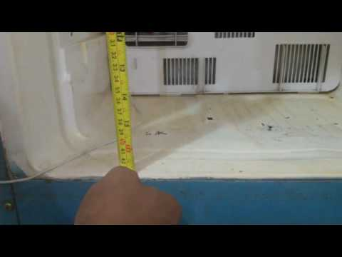 how to measure refrigerator cft and ltr