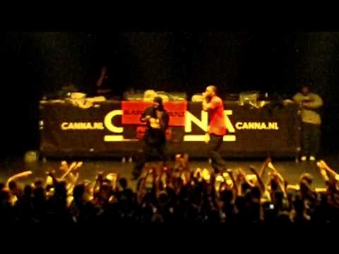 Method Man & Street Life Live @013_popcentre #Tilburg 20-03-2010 Gig was awesome.