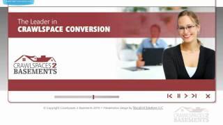 Crawlspaces 2 Basements Denver: Crawlspace to Basement Conversion Intro