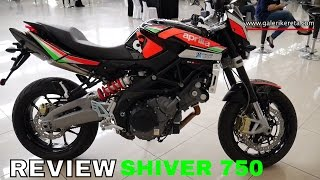 7. Aprilia Shiver 750 Review
