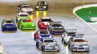 Video GREAT RC DRIFT CAR RACE MODELS IN PAIR COMPETITION / Modell+Technik Stuttgart 2017 MP3, 3GP, MP4, WEBM, AVI, FLV Mei 2019