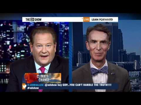 Bill Nye the Science Guy explains the Colorado wildfires - 7/2/2012
